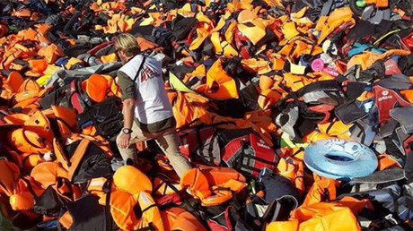 «L'abdication de ses obligations légales et morales» : MSF fustige l'accord UE-Turquie