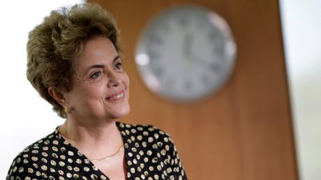 Roussef à RT : les médias sont soudain en faveur du gouvernement provisoire (EXCLUSIF)