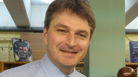 Le député britannique Daniel Kawczynski