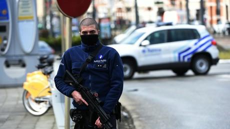 Policier belge