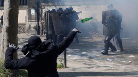 Lutte contre la loi El Khomri et souveraineté