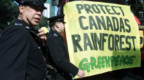 Canada : le gouvernement du Québec déclare la guerre à Greenpeace