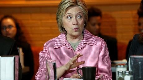 Avant d'être candidate à la présidence des Etats-Unis, Hillary Clinton était secrétaire d'Etat entre 2009 et 2013