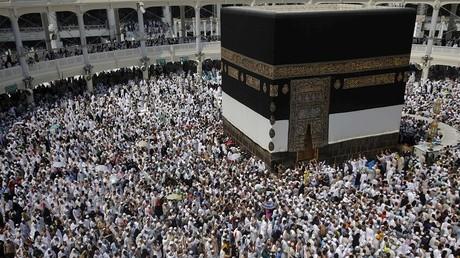 Le pèlerinage de La Mecque attire chaque année des millions de fidèles