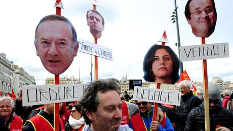 Coordinatrice du Parti de Gauche : face à la CGT, «c'est Pierre Gattaz le voyou»