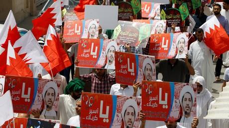Une manifestation en soutien à Ali Salmane