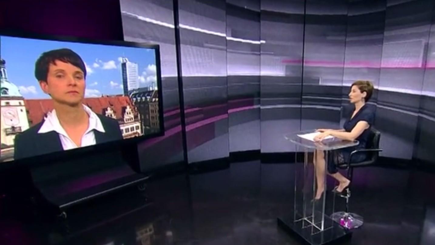Les migrants, une chance pour l'économie allemande ? Un «conte», explique la leader de l'AfD à RT