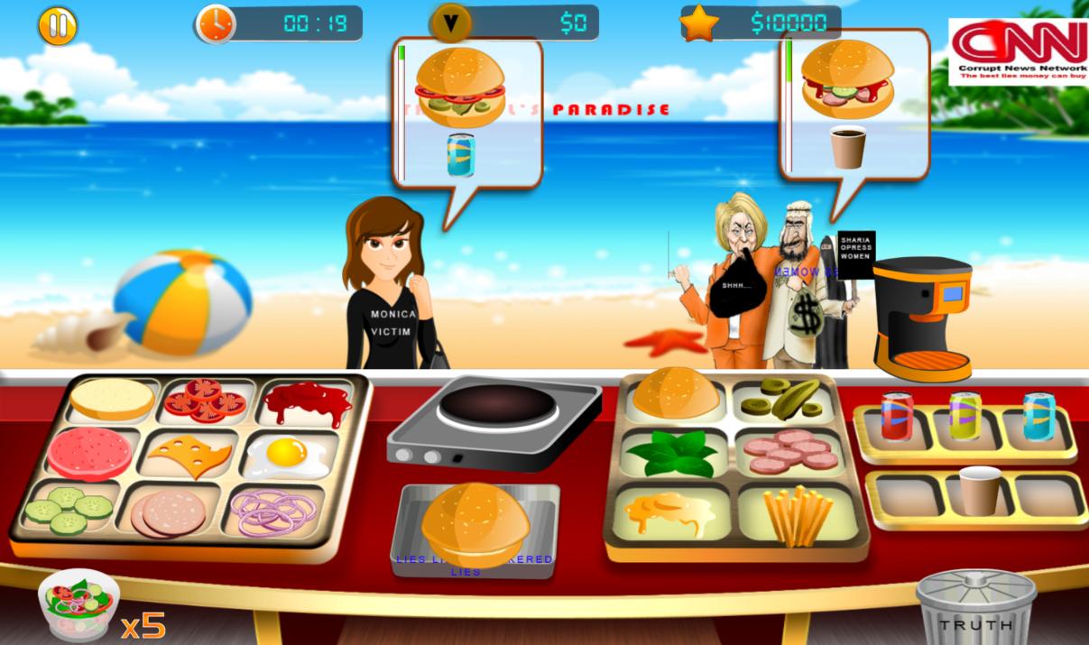 Voici l'interface du jeu désormais disparu des sphères de Google Play