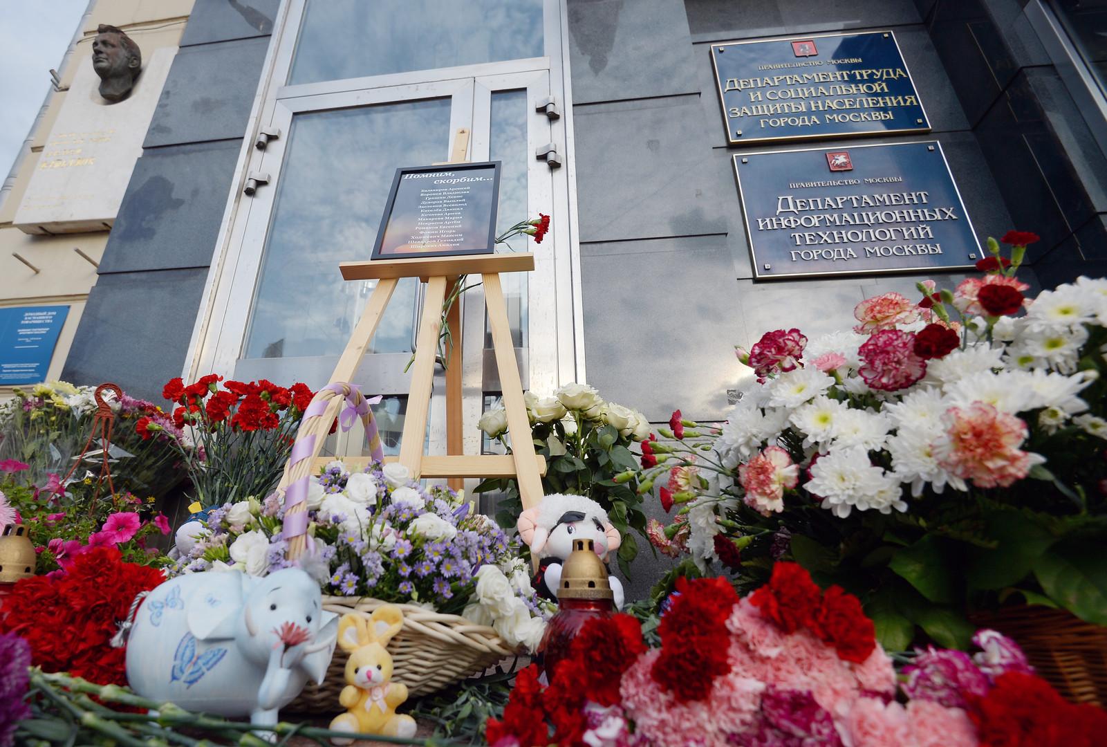 Elle reçoit un appel de détresse, mais l'ignore : 16 enfants tués dans le nord de la Russie