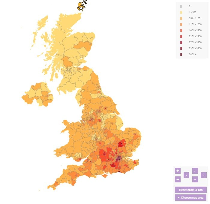 2,7 millions de personnes signent la pétition qui réclame un nouveau référendum sur le Brexit