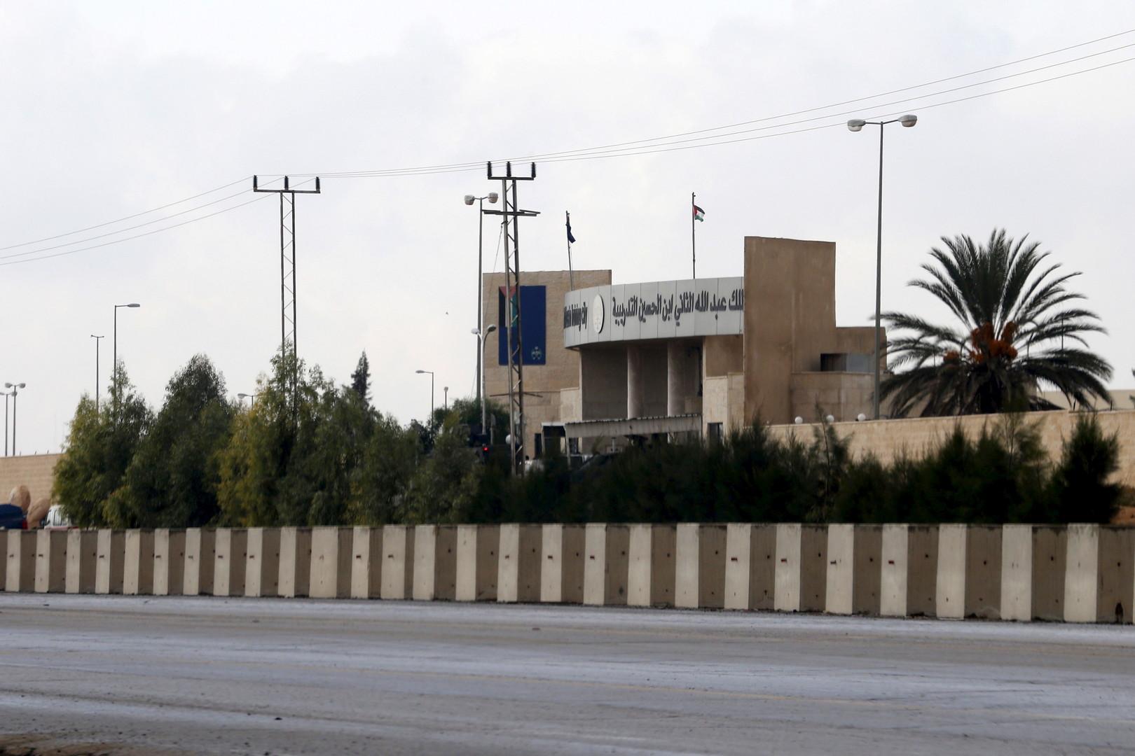 Le camp d'entraînement attaqué en novembre 2015 à Amman en Jordanie