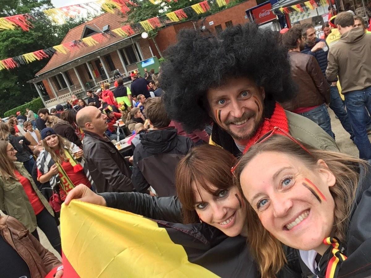 Euro 2016 : #AdopteUnBelge, l'appel bon enfant des supporters belges aux Lillois
