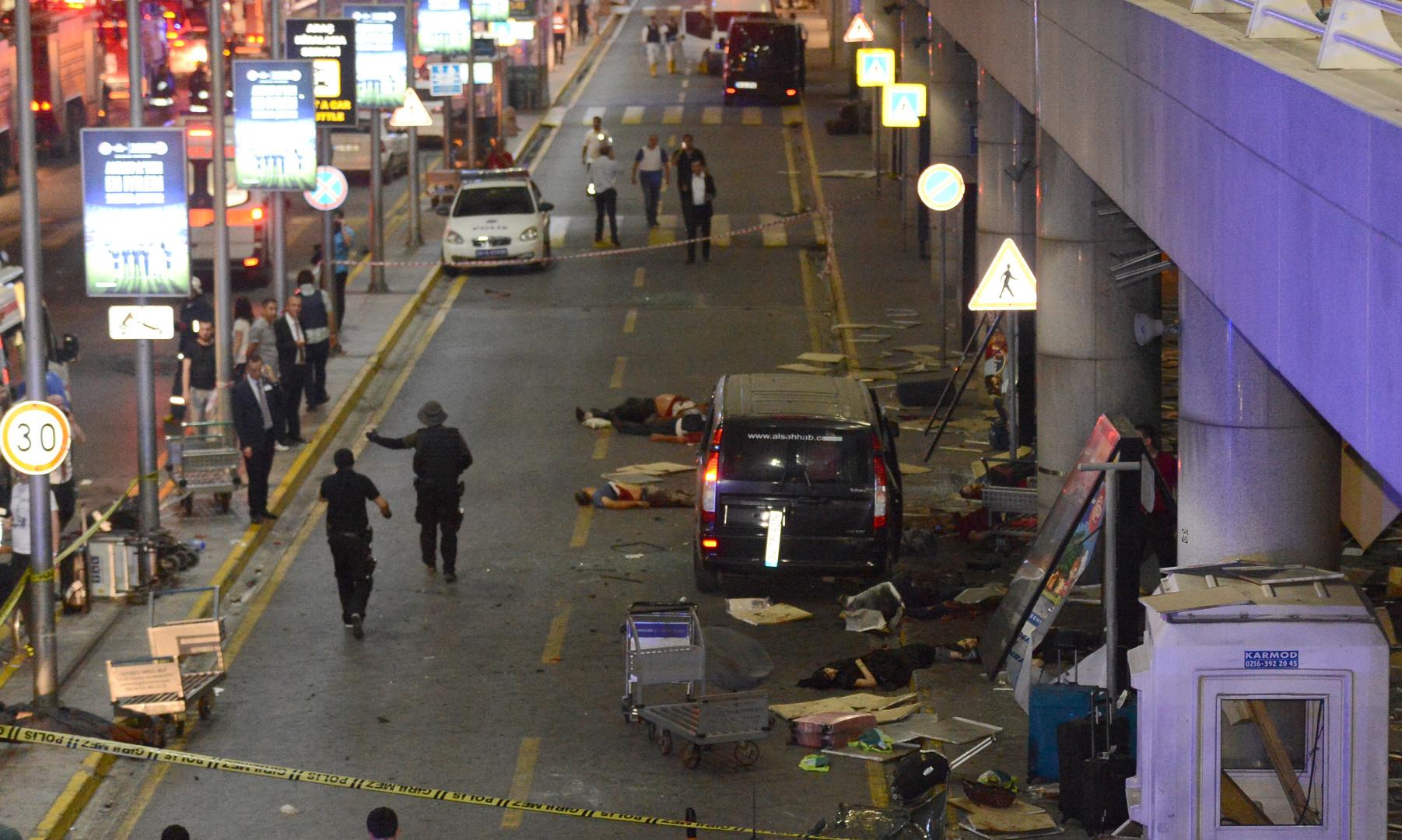Double attentat-suicide à Atatürk : ce qu'il faut savoir de l'aéroport d'Istanbul