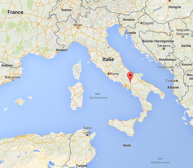 La petite ville de Benevento a été le théâtre d'une affaire de corruption assez... insolite !