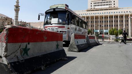 Syrie : trêve de 48 heures à Daraya décidée à l'initiative de Moscou