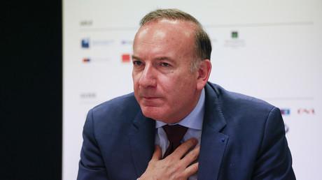 Le président du Medef Pierre Gattaz