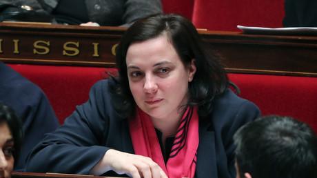 La ministre du Logement Emmanuelle Cosse