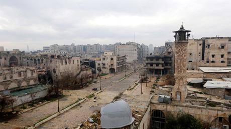 Source militaire russe : 40 personnes tuées dans un bombardement du Front al-Nosra à Alep