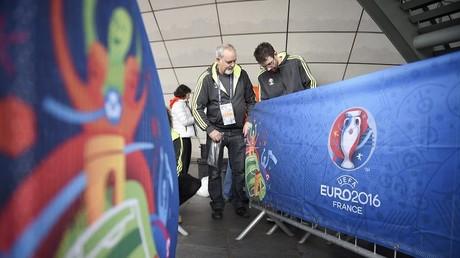 A quelques jours de l'Euro de football, les préparatifs sont en route