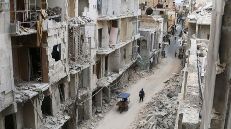 «Les Etats-Unis travaillent pour le compte des terroristes d'al-Nosra en Syrie»