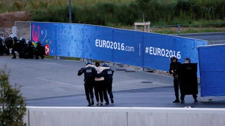 La police craint que certaines rencontres virent au pugilat entre supporters durant l'Euro 2016