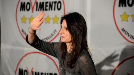 Elections municipales à Rome: une candidate anti-partis sur le point de prendre la ville