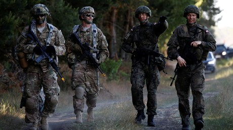 Les exercices militaires Anaconda 2016