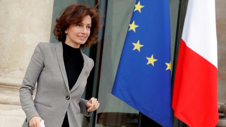 Audrey Azoulay a tenté d'éteindre les polémiques sur le choix des chansons pour l'Euro 2016