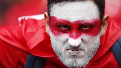 Match Turquie-Croatie : à quelques minutes du coup d'envoi, les supporters s'échauffent