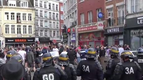 Des échauffourées à Lille
