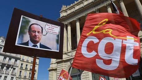 Force d'opposition majeure au projet de loi travail, la CGT appelle à continuer les manifestations, grèves, et autres actions