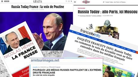Quand même le glamour part à l'attaque de RT France…