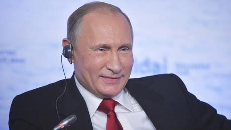 Le président russe n'a pas manqué de faire un peu d'ironie en parlant des violences du samedi 11 juin à Marseille en marge de la rencontre Russie-Angleterre comptant pour l'Euro 2016