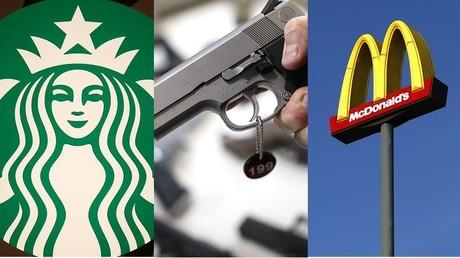 Aux Etats-Unis, il y a plus d'armureries que de McDonald's, de Starbucks et de supermarchés réunis