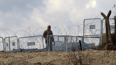 La frontière turco-syrienne