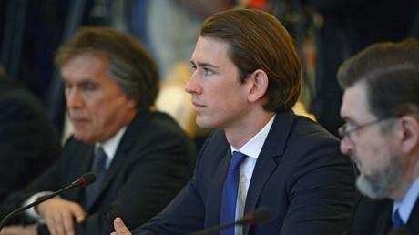 Autriche : le ministère des Affaires étrangères propose un schéma de levée des sanctions antirusses