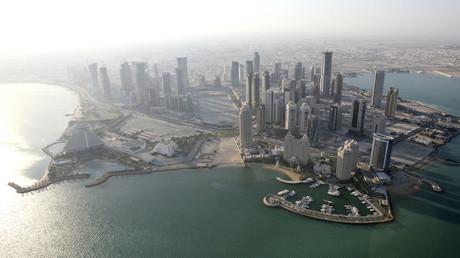 Le Qatar a lancé de nombreux projets urbains afin d'accueillir le mondial de football 2022.