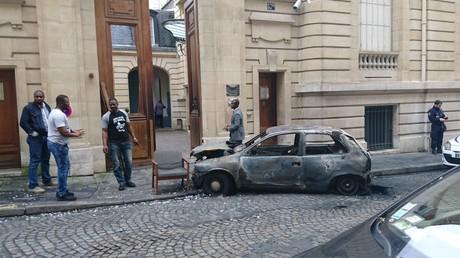 L'ambassade du Congo-Brazzaville à Paris prise d'assaut dans la nuit du 20 au 21 juin