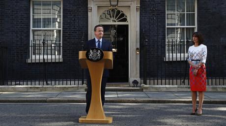 David Cameron annonce son intention de démissioner d'ici trois mois
