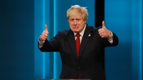 L'ancien maire de Londres Boris Johnson, favori des bookmakers pour succéder à Cameron