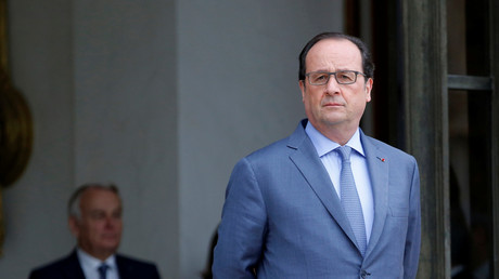Point de presse de François Hollande au sujet du Brexit