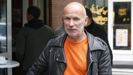 Jean-Marc Rouillan en 2012.