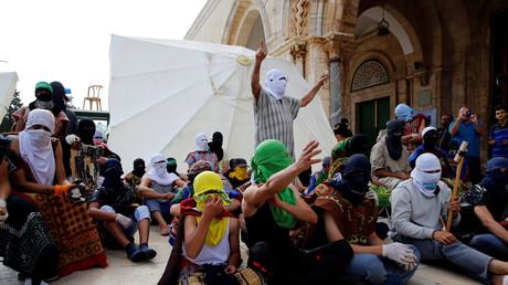 Mosquée Al-Aqsa de Jérusalem : les non-musulmans interdits de visite jusqu'à la fin du Ramadan