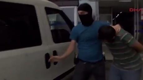 Un suspect arrêté par la police turque