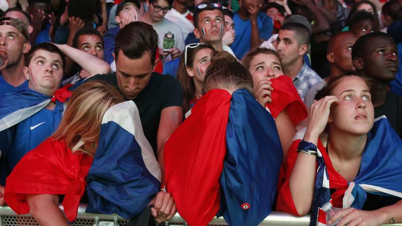 La France Battue En Finale De L Euro 2016 La Deception Est Immense