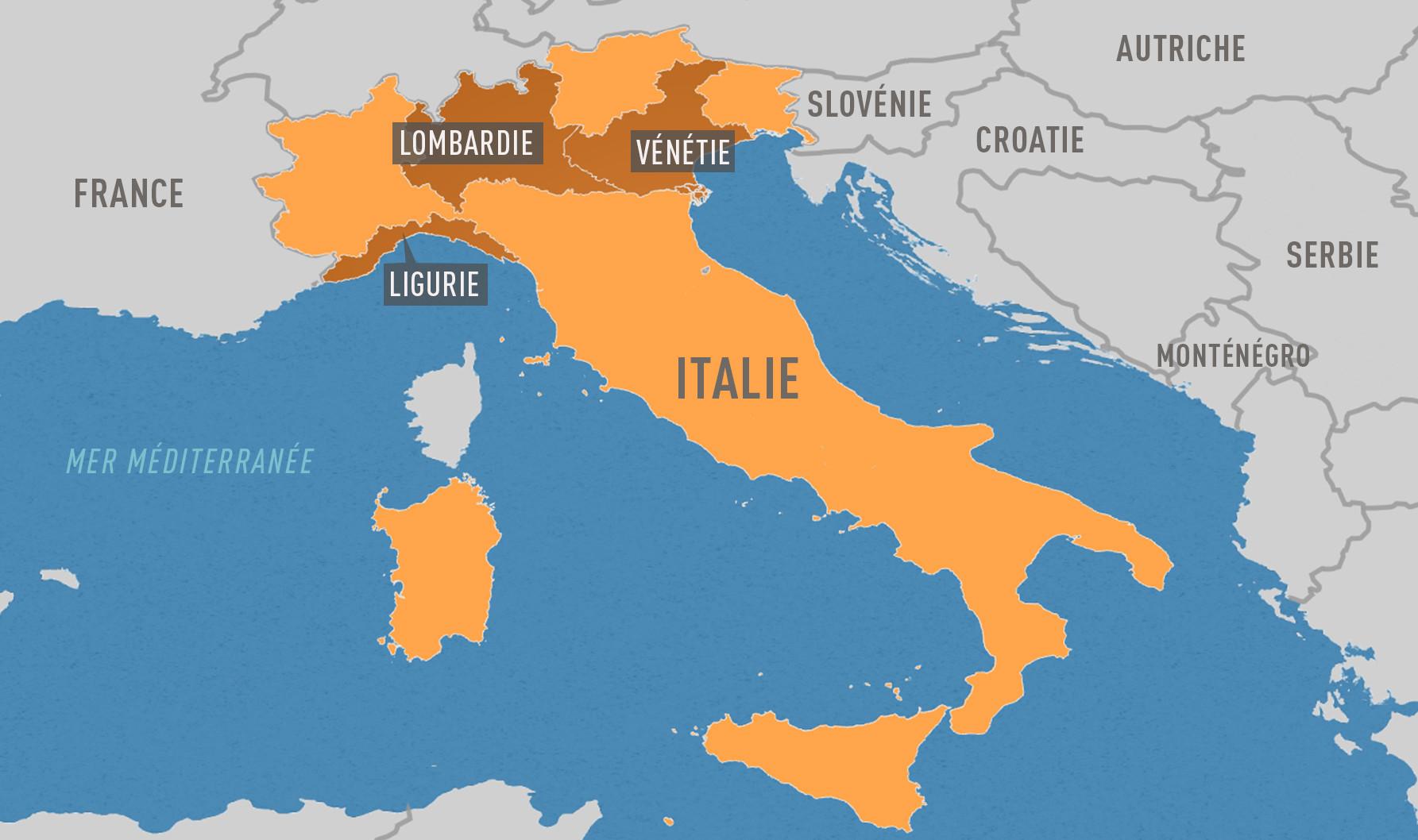 La plus riche des régions italiennes adopte une résolution contre les sanctions antirusses