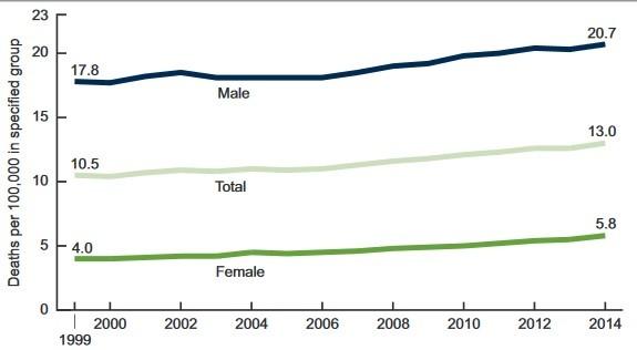 L'Amérique d'Obama : les suicides au plus haut depuis 30 ans