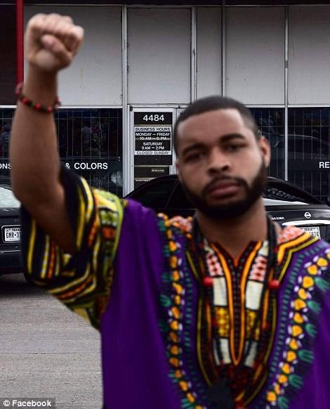 Fusillade de Dallas : le tueur Micah Xavier Johnson était un vétéran d'Afghanistan
