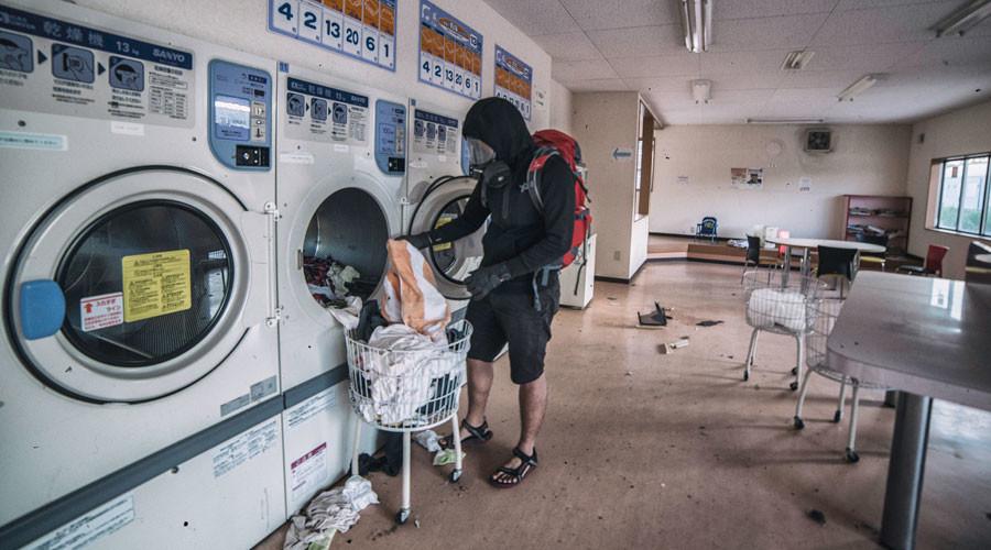 Fukushima comme on ne l'a jamais vue (IMAGES CHOC)