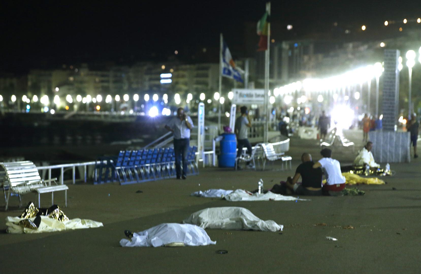 Ce que l'on sait sur l'attaque au camion, le pire drame qu'ait jamais connu Nice